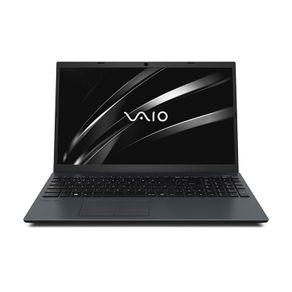"""Notebook - Vaio Vjfe52b0111h I5-10210u 1.60ghz 8gb 1tb Padrão Intel Hd Graphics Windows 10 Home Fe15 15,6"""" Polegadas"""