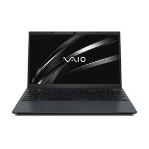 VAIO® FE15 Core? i5 10ª Geração Windows 10 Home SSD - Chumbo/Preto