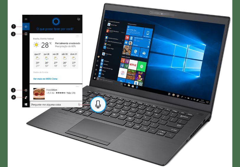Windows Cortana