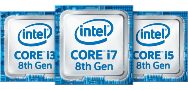Selos Intel Core I3, I5 e I7